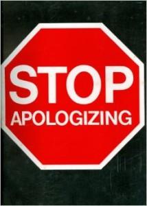 stopapologizing